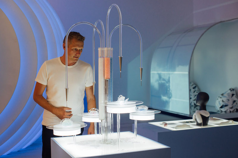 LONDON, UK:  British Airways BA2119 Flight of The Future event in collaboration with the Royal College of Art at Saatchi Gallery in London on 30 July 2019 (Picture by Nick Morrish/British Airways)